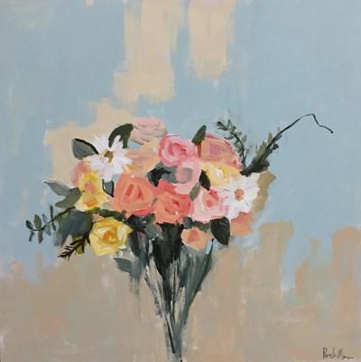 """""""May Bouquet"""" original fine art by Pamela Munger"""