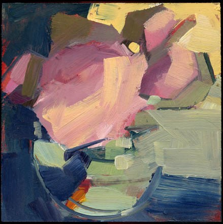 """""""2222 2222"""" original fine art by Lisa Daria"""