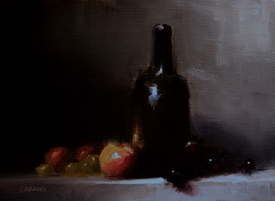 """Fruitscape"" original fine art by Neil Carroll"