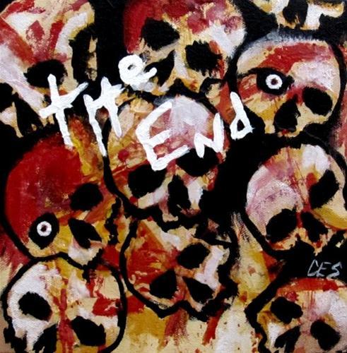 """""""The End"""" original fine art by ~ces~ Christine E. S. Code"""