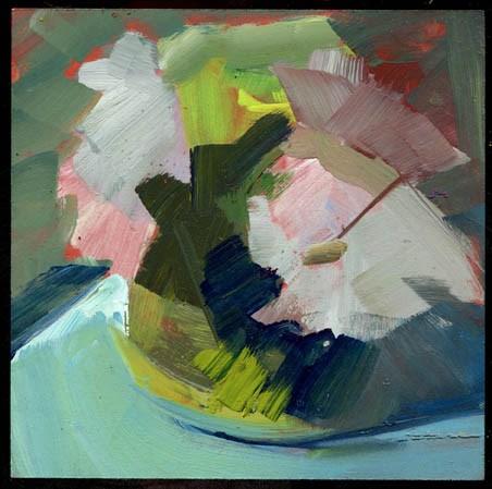 """""""2397 swap"""" original fine art by Lisa Daria"""