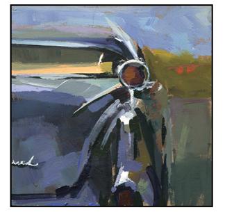 """""""Almost"""" original fine art by Lisa Daria"""