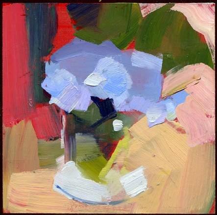 """2138 Afresh"" original fine art by Lisa Daria"
