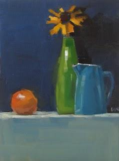 """Colors"" original fine art by Carol Marine"