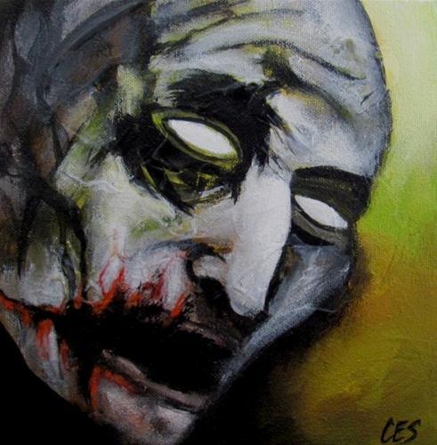 """The Witch Was A Snitch"" original fine art by ~ces~ Christine E. S. Code"