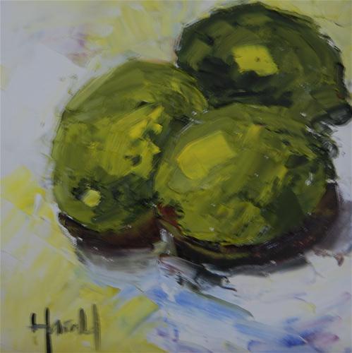 """""""Margarita Time"""" original fine art by Deborah Harold"""