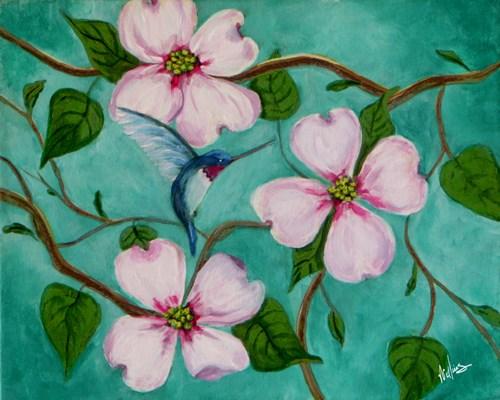 """Spring"" original fine art by Sunny Williams"