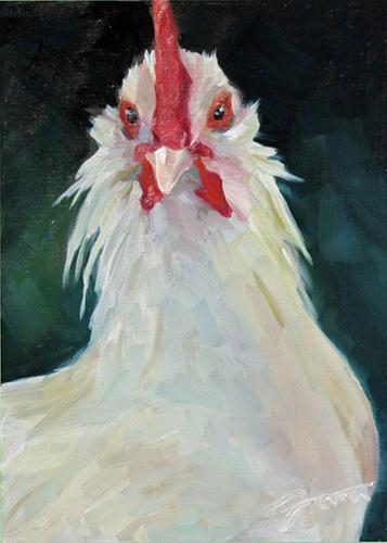 """Say Cheeeeese"" original fine art by Joanna Bingham"