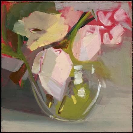 """1716 Maple"" original fine art by Lisa Daria"