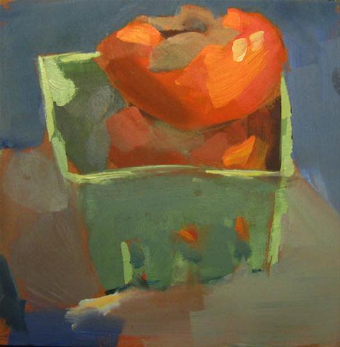 """Daily Painting in FL #955"" original fine art by Lisa Daria"