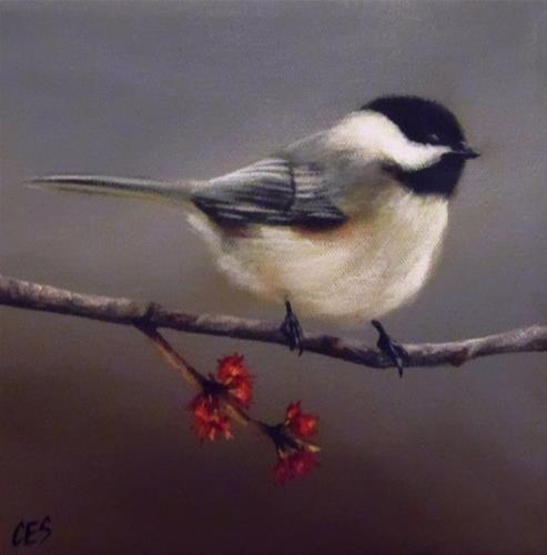 """Winter Soon"" original fine art by ~ces~ Christine E. S. Code"