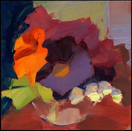 """""""2303 Beak"""" original fine art by Lisa Daria"""