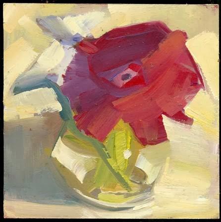 """1666 Updo"" original fine art by Lisa Daria"