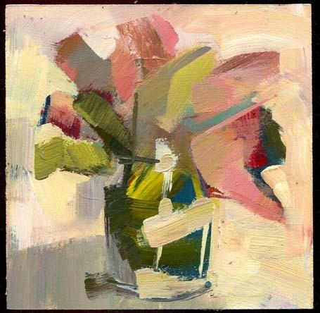 """2123 imperfectly"" original fine art by Lisa Daria"