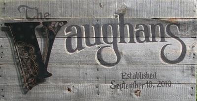 """NEW VAUGHAN FAMILY"" original fine art by V.... Vaughan"