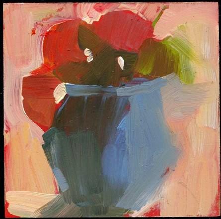 """1988 The Third Coast"" original fine art by Lisa Daria"