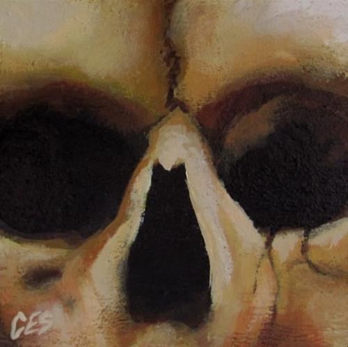 """""""Close Up"""" original fine art by ~ces~ Christine E. S. Code"""