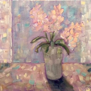 """Isolation"" original fine art by Maggie Flatley"