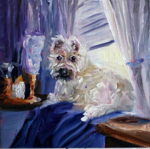 """Complimentary Commission"" original fine art by Kristen Dukat"