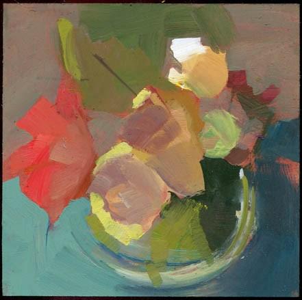 """""""2430 Davenport"""" original fine art by Lisa Daria"""