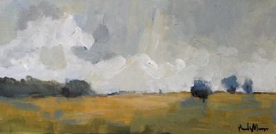 """""""Under a Cloudy Sky"""" original fine art by Pamela Munger"""
