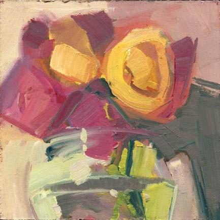 """1540 Draft(y)"" original fine art by Lisa Daria"