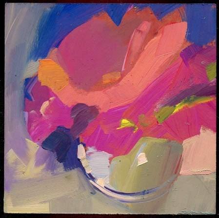 """2143 among farms"" original fine art by Lisa Daria"