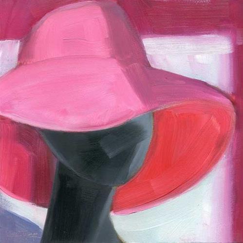 """""""Sun Catcher"""" original fine art by Heather Bennett"""