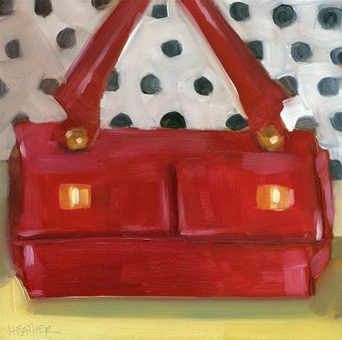 """""""Retro Style"""" original fine art by Heather Bennett"""