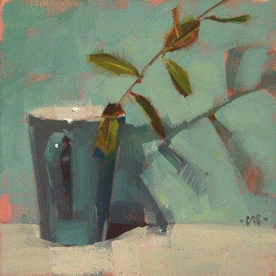 """Escaping"" original fine art by Carol Marine"