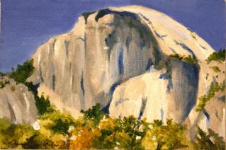 """""""California Celebrity Icon"""" original fine art by JoAnne Perez Robinson"""