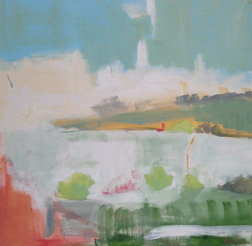 """Another Country"" original fine art by Pamela Munger"