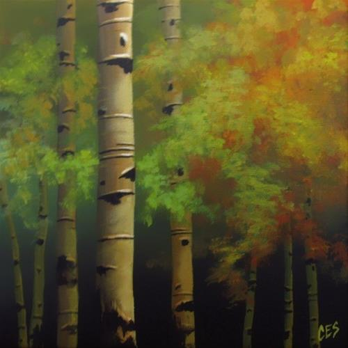 """Changes"" original fine art by ~ces~ Christine E. S. Code"