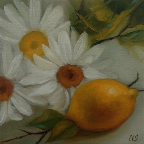 """""""Lemony Shastas"""" original fine art by ~ces~ Christine E. S. Code"""
