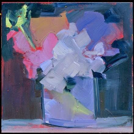 """""""1808 Shaded Rose"""" original fine art by Lisa Daria"""