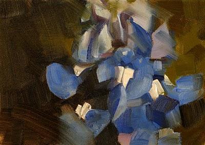 """""""BB 2008-1"""" original fine art by Qiang Huang"""