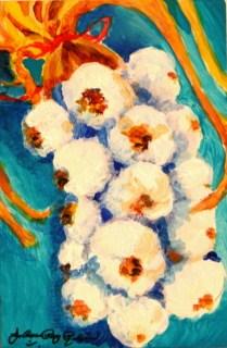 """From the Garlic Captial"" original fine art by JoAnne Perez Robinson"