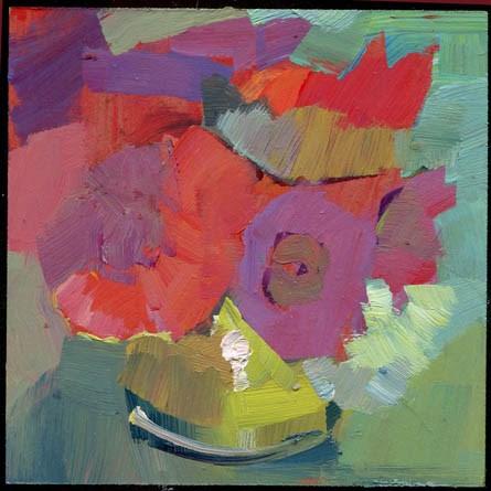 """""""2368 Screen Doors"""" original fine art by Lisa Daria"""