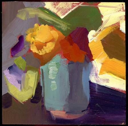 """2243 Thoroughfares and Alleys"" original fine art by Lisa Daria"