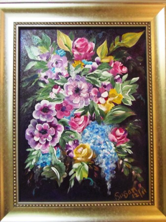 """New Beginnings"" original fine art by Susan Belisle"