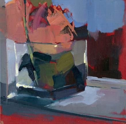 """1178 Beside"" original fine art by Lisa Daria"