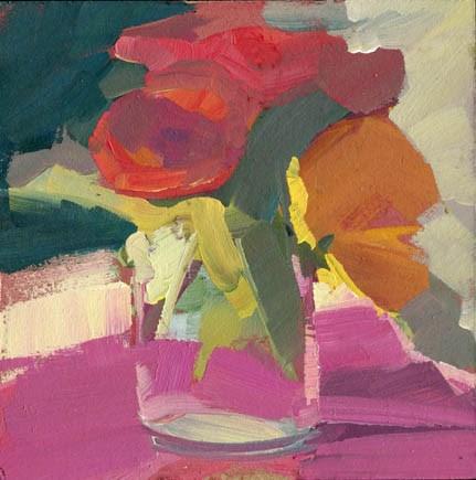 """""""1521 Breakwater"""" original fine art by Lisa Daria"""