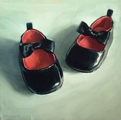 """Baby Janes"" original fine art by Michael Naples"