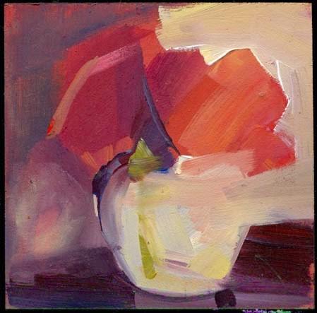 """""""1938 Drift Off"""" original fine art by Lisa Daria"""