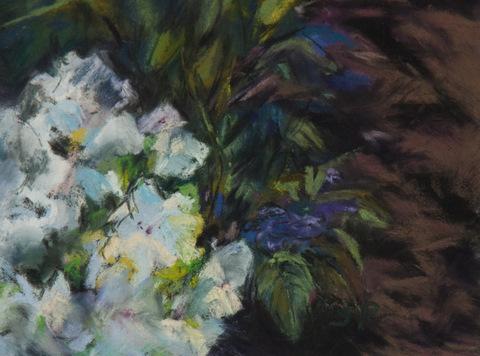 """Summer Shadows"" original fine art by Sarah Peroutka"