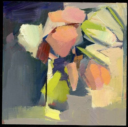 """""""2127 Oceania"""" original fine art by Lisa Daria"""