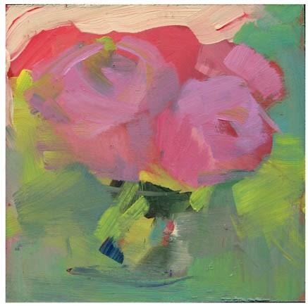 """""""2593 AMC"""" original fine art by Lisa Daria"""