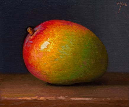 """Mango, 2016"" original fine art by Abbey Ryan"