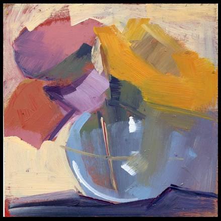 """2523 Surfside"" original fine art by Lisa Daria"