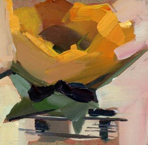 """#1076 Shine"" original fine art by Lisa Daria"